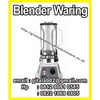 Jual  Blender Laboratorium Waring Type Bu 8010 + Ss610 Tabung Kontainer