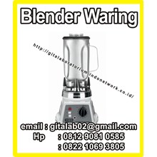 Blender Laboratorium Waring Type Bu 8010 + Ss610 Tabung Kontainer