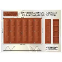 Pintu Besi Press PRESINDO Model Pintu Kayu