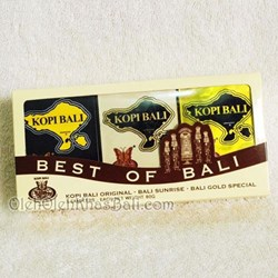 Kopi Bali Paket Cap Kupu-Kupu Bola Dunia