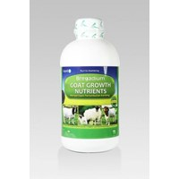 GOAT GROWTH NUTRIENTS - NUTRISI TERNAK KAMBING