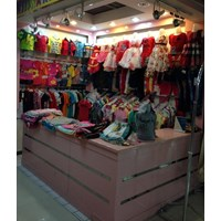 Sell Display SHELVING Shop Fittings & DESK Baby Clothes & Child