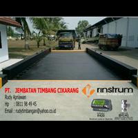No.7. Rinstrum R420 Kapasitas 40 Ton- Panjang 12 M Dan Lebar 3 M