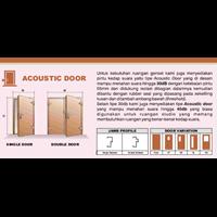 Sell Pintu Kedap Suara ( Accoustic Door )