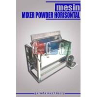 Jual Mesin Mixer Powder (pencampur bubuk)