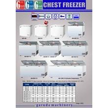 Mesin Pendingin Makanan atau Freezer