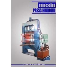 Mesin Pencetak Batako Hidrolik