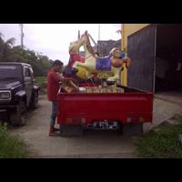 Mainan Koin -  Kiddie Rides
