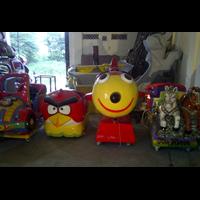 Mainan Koin - Kidde Ride