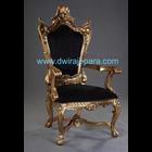 Jepara Furniture Furniture Large Dining Arm Chair Style By CV. Dwira Furniture Jepara Indonesia.