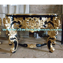 Jepara Furniture Furniture Heavy Carved Console Style By CV. Dwira Furniture Jepara Indonesia.
