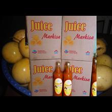 Passion Fruit Pulp With Seedless - Bubur Buah Markisa