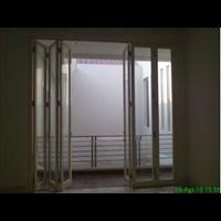 Jual Pintu Lipat Aluminium
