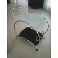 Sell steinless trolley table