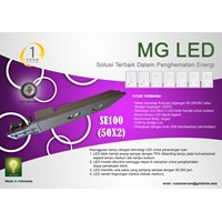 Jual Lampu MG LED Type SE 100(50X2)