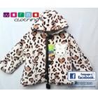 Jaket Anak Coat Bulu Klasik Motif Harimau
