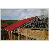 Sell Lightweight Steel Roof Frame