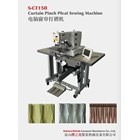Semi-Automated Curtain Pleat Pinch Machine