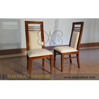 Sell Minimalist Teak Dining Chairs Series Cirebon