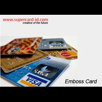 Emboss Card