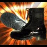 Jual Sepatu Linmas Java Centra 081333314777
