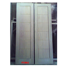Pintu Nat Minimalis