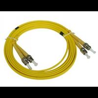 Jual NETVIEL PRYSMIAN Patch Cord ST-ST  - Duplex Singlemode 9Um 125Um