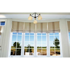 Sell MOTORIZED ROMAN SHADE-ROMAN SAHDE WITH REMOTE-SOMFY MOTORIZED BLINDS
