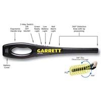 Jual Alarm pencurian Metal detector Superwand Garrett
