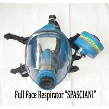 Masker pernapasan Full Face chemical respirator Sp