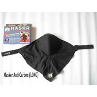 Jual Masker pernapasan Maskr aktif karbon anti polusi Long
