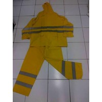 Jas Hujan Safety Scotlite Reflektif