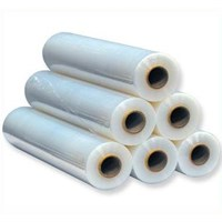 Jual Plastik Wrapping  Stretch Film 17 Mic Lebar 50 Cm Panj 250 Meter