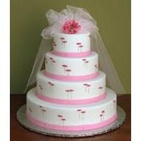 Jual Wedding Cake