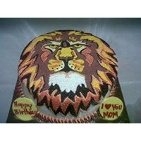 Sell Lion birthday cake