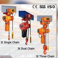 Jual electrical chain hoist