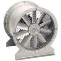 axial fan condenser