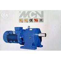 Mcn Helical Gear Motor