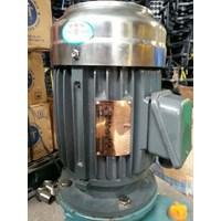 Jual Dinamo - induction motor 3phase type B5 flange mounted(vertical) teco-tatung-melco-western-famoze-dll
