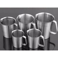 Jual Gelas Beaker stainless steel ABM