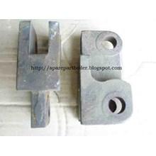 Rantai Y Untuk Boiler Chain Grate Untuk Boiler Bahan Bakar Batu Bara Dan Sejenisnya