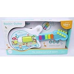 Rocking Guitar