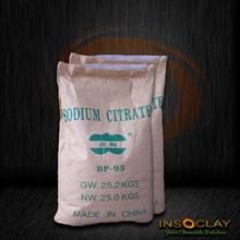 Bahan Kimia Makanan - Sodium Citrate