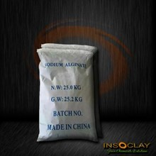 Bahan Kimia Makanan - Sodium Alginate FG