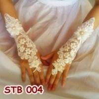 Sarung Tangan Pengantin-Stb 004