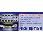Sell 16 Camera CCTV packages