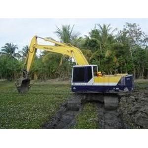 Sewa Excavator Komatsu PC 200 By Ginting Jaya