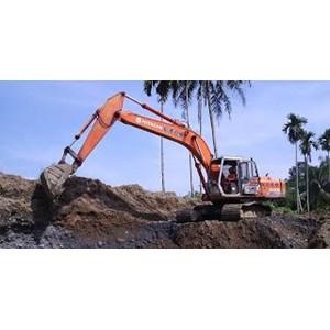 Sewa Excavator Hitachi EX200 By Ginting Jaya