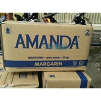 Jual Amanda Margarine 15 Kg
