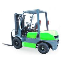 Jual Diesel Forklift 3 Ton 3 Meter-Isuzu Engine